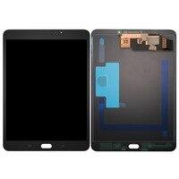 Новинка для ЖК дисплей Экран и полный комплект аналого цифрового преобразователя в сборе для Galaxy Tab S2 8,0/T710 ремонт, замена, аксессуары