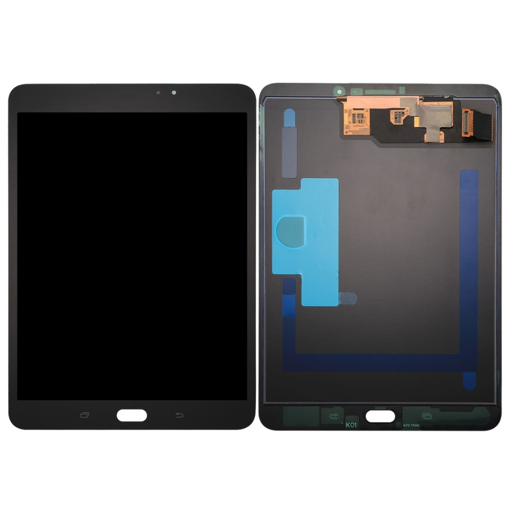 New for <font><b>LCD</b></font> Screen and Digitizer Full Assembly for Galaxy <font><b>Tab</b></font> <font><b>S2</b></font> 8.0 / T710 Repair, replacement, accessories image