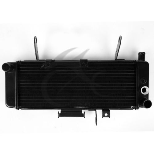 Motorcycle Radiator Cooler Aluminum For SUZUKI SV650S 2003-2006 2004 2005 03-06 04 05 new Black 2005 SV 650S