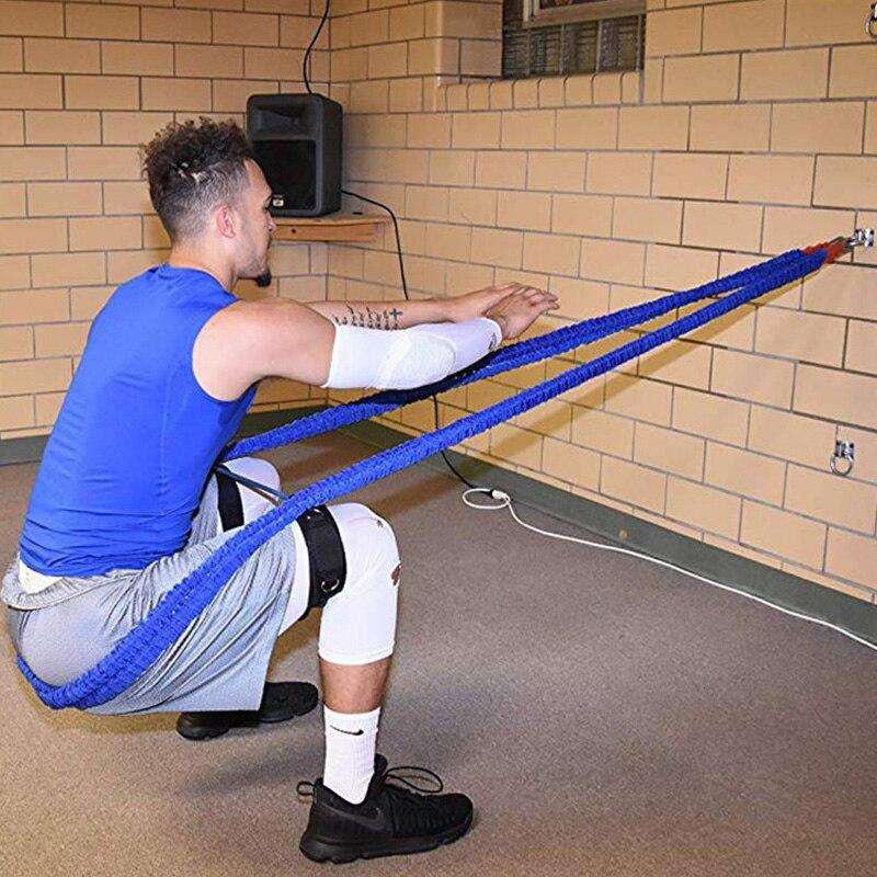 Cuerda de entrenamiento de resistencia al aire libre