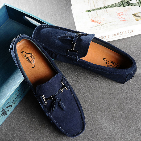Mens Fashion Moccasins