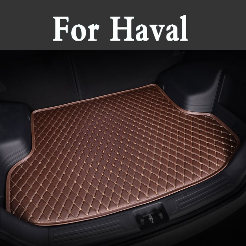 Car Travel Brand Trunk Mats Waterproof Cargo Liner Boot Carpets Car Styling For Haval H1 H5 H8 H6 H3 H9 H6coupe H2s H7 M6 H2 цена