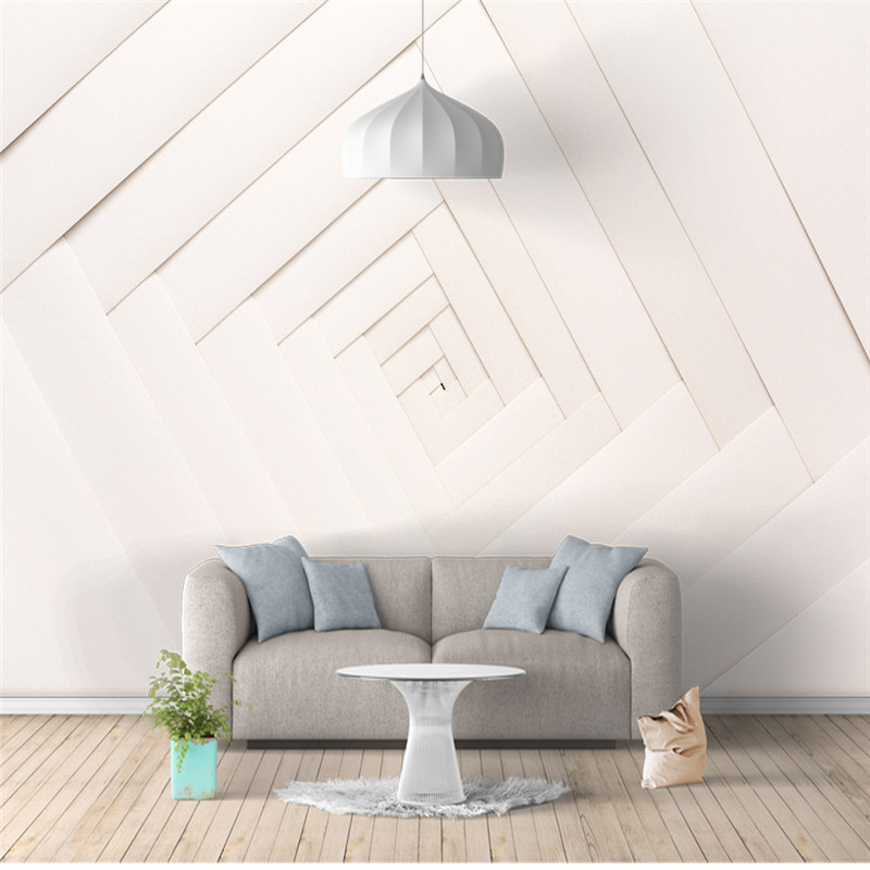 3D Custom Photo Wallpapers Europe Style Simple Wall Mural White Abstract Art Murals Wall Papers for Living Room TV Home Decor 3d custom wallpaper european style abstract woods simple living room bedroom tv background wall murals wall papers home decor