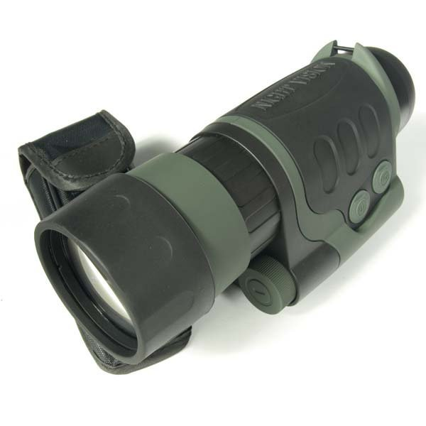 Optictal Night Vision Scope Monocular Telescope - Night Vision Goggles for Hunting 5x60mm