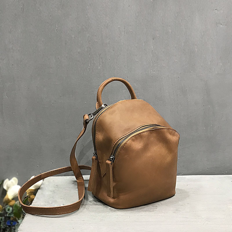 Vendange fashion women shoulder bag genuine leather casual handmade flap 2407