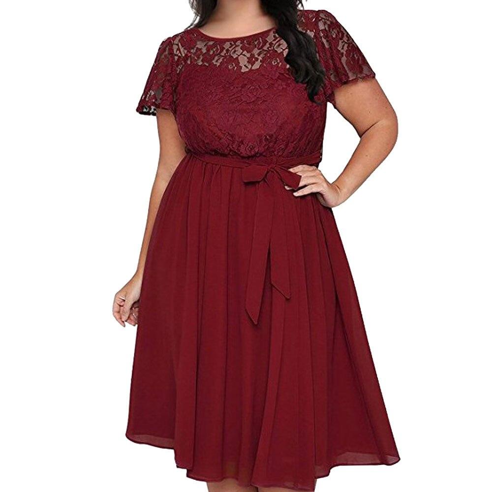 Ziemlich Cocktailkleid Für Damen Plus Größe Fotos - Hochzeit Kleid ...