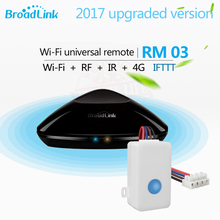 Broadlink RM Pro RM03 RM Pro + и SC1, умный дом автоматизация WI-FI + IR + РФ универсальный интеллектуальный выключатель дистанционного управления