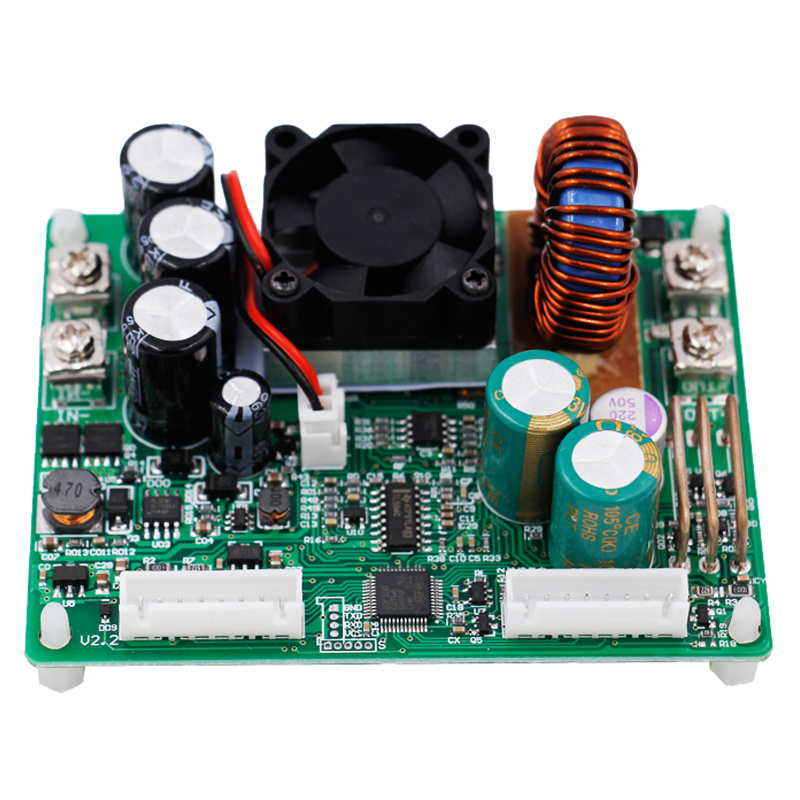 Image 3 - DPS5015 LCD Voltmeter 50V 15A Current Voltage tester Step down Programmable Power Supply module Regulator Converter 41% off-in Voltage Meters from Tools
