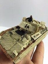 Modelo de tanque de aleación M3A2 ta, colección militar de alta simulación, juguetes de tanque M3A2, piezas de metal, regalo de Caja, envío gratis, 1:72