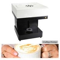 Novo design popular fornecimento de fábrica digital impressora de café selfie impressora de café com 4 cores