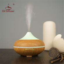 GX Diffuser Electric Aroma Humidifier Ultrasonic Essential Oil Aromatherapy Diffusers For Yoga & Bedroom
