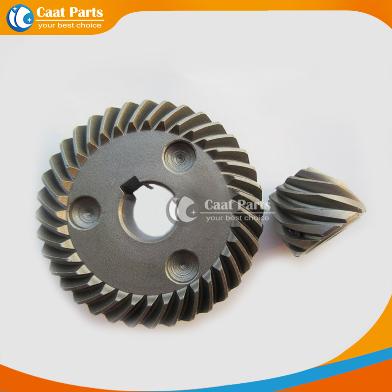 Free shipping! 5PCS/LOT, 2 in 1 Replacement Spiral Bevel Gear for Makita 9553 Angle Grinder, High quality ! дверь verda стефани остекленная 2000х900 пвх венге