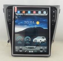 """12.1 """"tesla estilo vertical da tela android 6.0 Quad core GPS de Navegação de rádio Do Carro para Nissan QashQai Vampira X-trilha 2014-2016"""