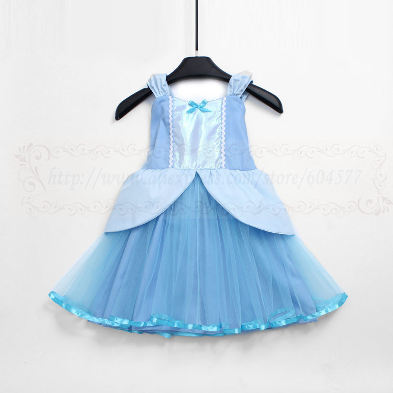 Vacation princess dress Birthday Party Toddler Dress comfortable Princess Dress
