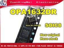 Frete grátis 10 OPA1632DR OPA1632 OPA 1632 SOP8 pçs/lote Original Novo