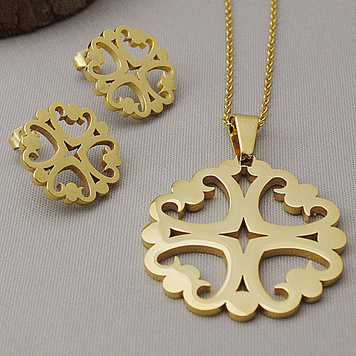 for gold elegant necklaces pendant necklace shuangr fashion color love metal item women simple design alphabet heart