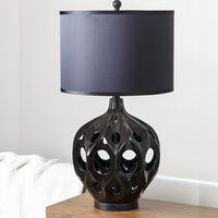 Table Lamp Modern New Chinese American Simple Creative Ceramic Table Lamp Bedroom Personality Atmosphere ZA6238 ZL171
