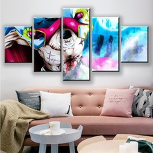 Prints Pictures Home Wall Artwork Modular Poster 5 Panel Edward Newgate Painting On Canvas Modern Living Room Decorative Framed