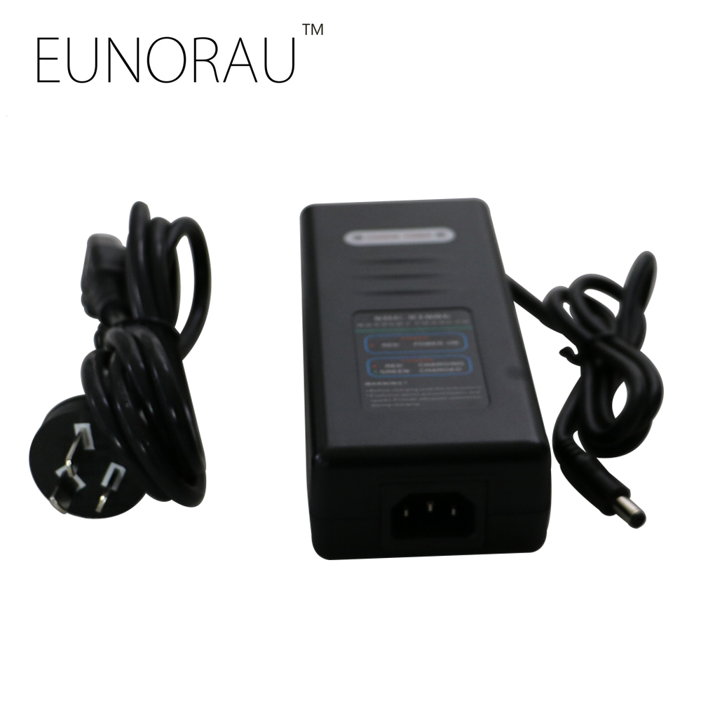 Free shipping 48V battery Charger 2A for electric Bicycle Bike Scooter Charger Power Supply 48V EU US AU UK PLUG