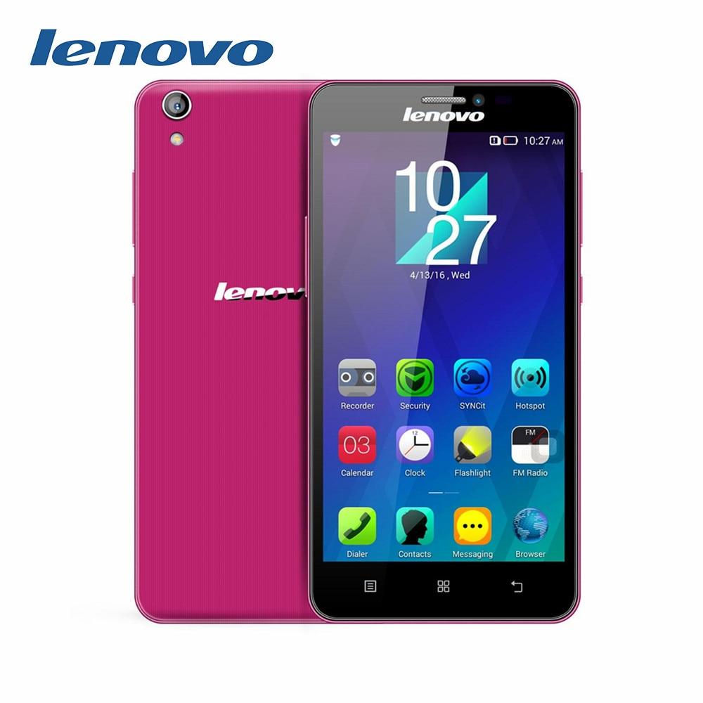 bilder für Original lenovo s850 5.0 zoll ips hd mt6582 quad core android 4,4 3G WCDMA smartphone 1 GB RAM 16 GB ROM 13MP dual sim 2150 mAh
