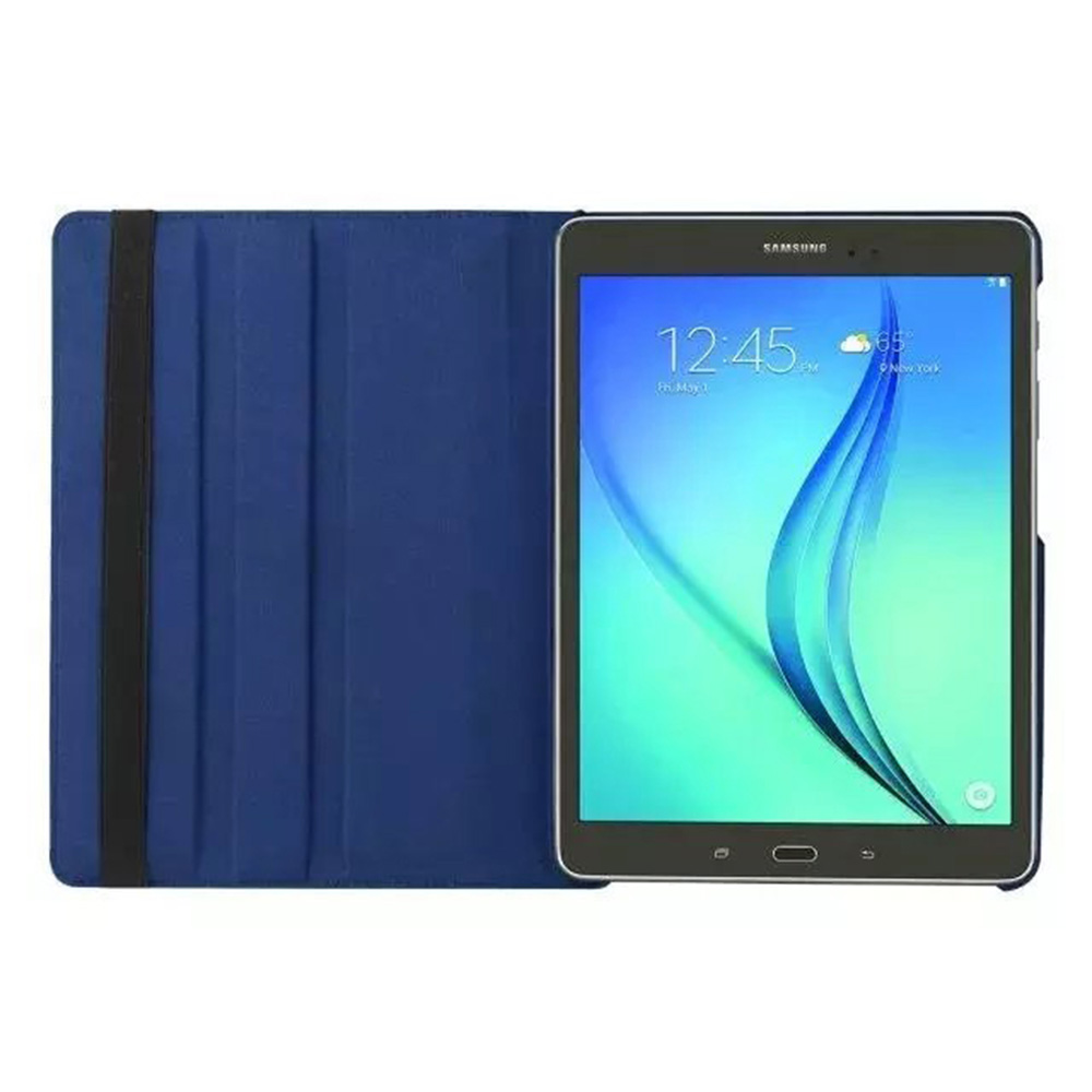 360 Degree Rotate PU Leather Case For Samsung GALAXY Tab S2 9.7 T815 Flip Stand Smart Case Cover Tablet Shell Skin Funda