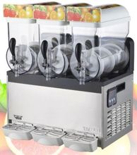 Slush Making Machine Drink Slushy Smoothie Maker 30L H Low Noise Juice 2 15L