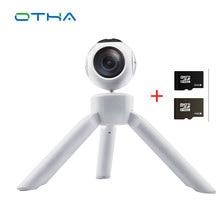 360 Камеры Wifi Мини 360 Действий Камеры Ultra HD Панорама Камеры 360 Градусов 220*360 Спорт Вождения VR Камеры + 16 Г/32 Г Карты памяти