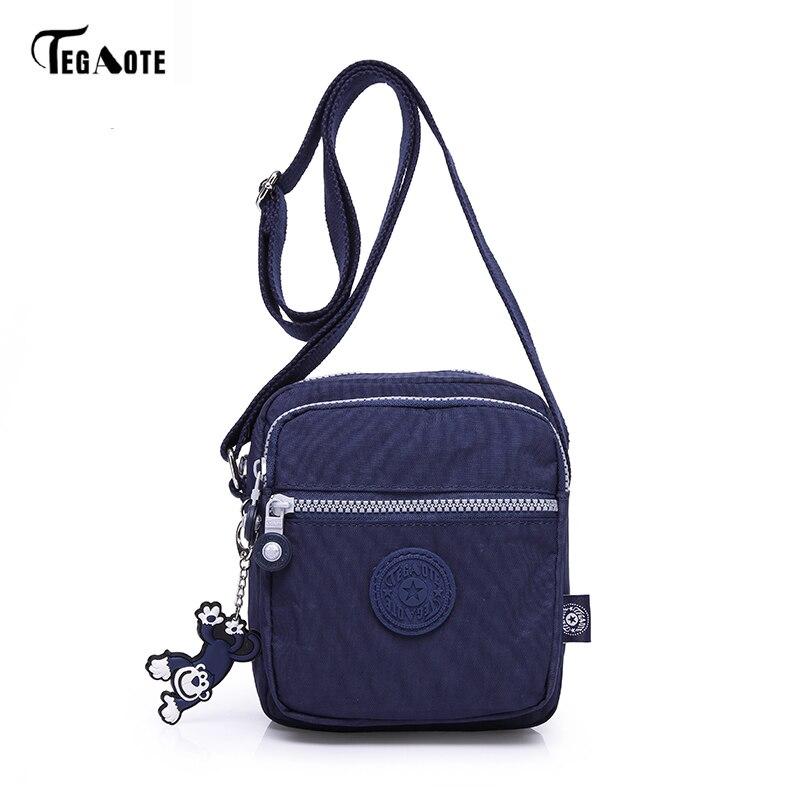 TEGAOTE Luxury Handbags Women Bags Designer Mini Women's Crossbody Messenger Bags Flap Bag Bolsa Cellphone Pouch 2018 Sac Femme