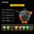 2017 Fidget Cubo Cubo Estrés Relevista de 12 maneras de la Alta Calidad Fidget engranajes Cubo bola de gel de Sílice Mesa Giratoria para la Irritabilidad tensión