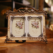 Resin vintage photo frame creative wall-mounted European style picture