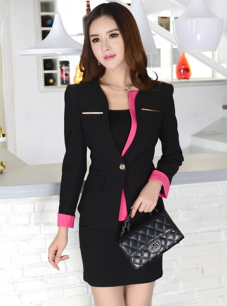 Ladies Skirt Suits for Work Promotion-Shop for Promotional Ladies ...
