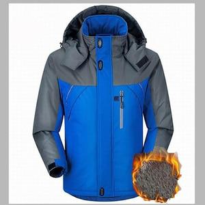 Image 2 - Зимняя уличная умная куртка унисекс с капюшоном и USB зарядкой, теплое пальто с регулируемым температурным контролем, защитная одежда DSY0010