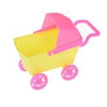 3b6863bd14 11*5*8 cm Mini carrinho de compras Escolher Mobiliário Boneca Bonecas Para  Kelly Dolls Crianças Bebê Menina Crianças Acessórios .