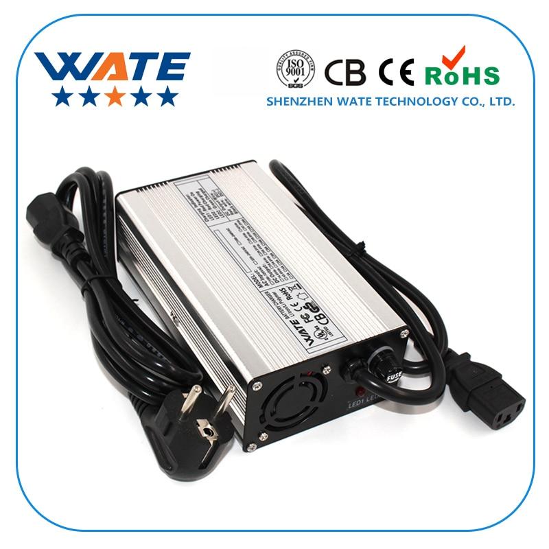 29 4V 8A Charger 24V Li ion Battery Smart Charger Used for 7S 24V Li ion