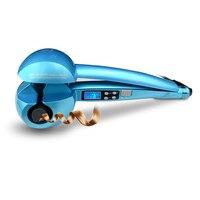 Hair Curling Iron Hair Curler 110 240V Ceramic Wave Curling LCD Screen PTC Heating Hair Care