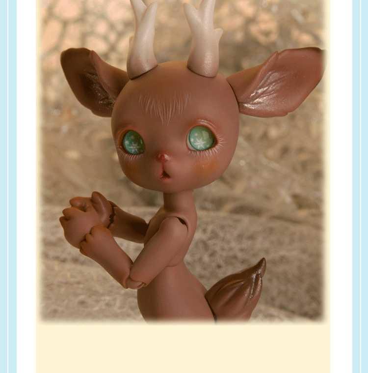 1/8 весы телесного цвета BJD эльфа SD шарнир Кукла каучуковая фигурка модель игрушка в подарок, не включают в себя одежду, обувь, парик и другие аксессуары D2313