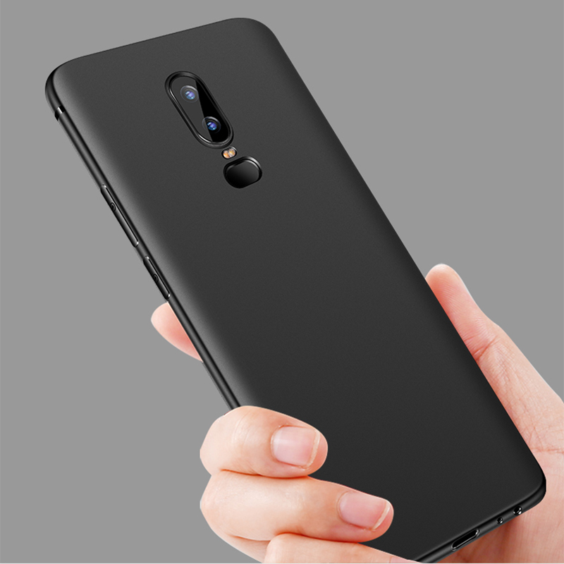 Soft case For Oneplus 6 Case TPU Soft Silicon High Quality