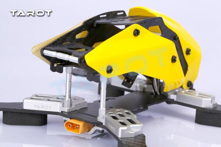 Tarot Robocat TL250C 250mm cabon Fiber Quadcopter Frame with Hood Cover for FPV the classic tarot карты
