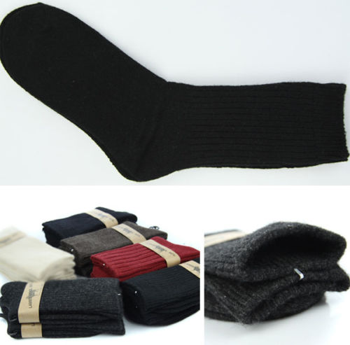 80-Lamb-Wool-Mens-Winter-Outdoor-Sports-Socks-Multi-Colors-Thick-Boot-Socks
