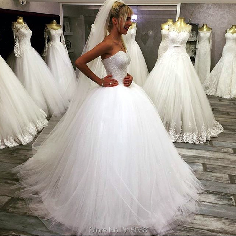 Popular Bling Bridal Gowns-Buy Cheap Bling Bridal Gowns lots from ...