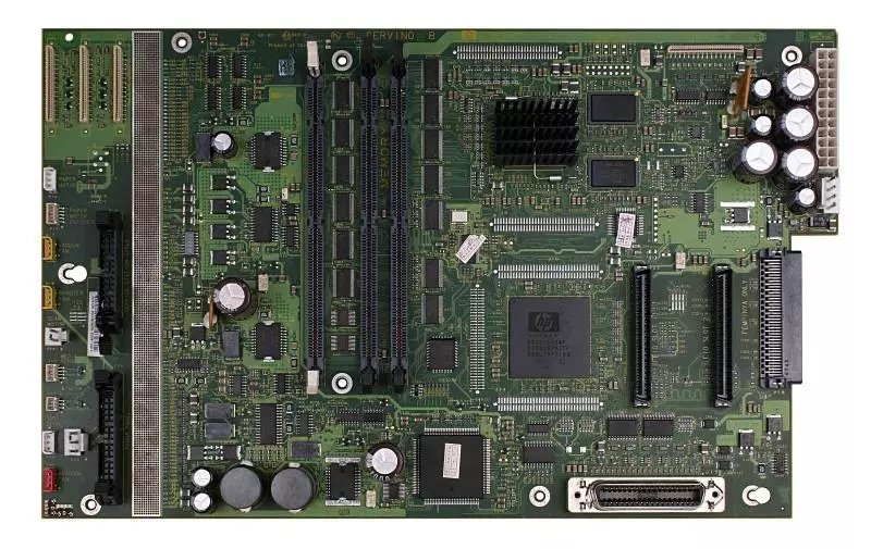 C6090-60317 Formatter Board logic board MainBoard for HP5000 HP5100 HP5500 5000 5100 5500 mother board free shipping formatter board q1251 69269 q1251 69030 c6090 60012 q1251 60269 for the hp designjet 5500 5100 plotter parts