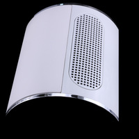 Strong Power Nail Dust Collector Nail Art Dust Fingernail Cleaning Suction 3 Fans Powerful Nail Dryer Vacuum Cleaner Manicure