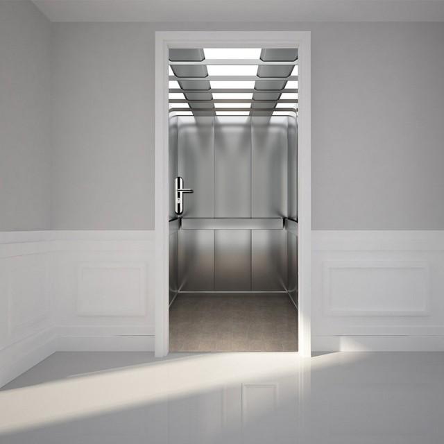 2 Teile/satz Aufzug Stil Wandaufkleber Diy Wandbild Schlafzimmer Dekoration  Poster Pvc Wasserdichten Nachahmung 3d