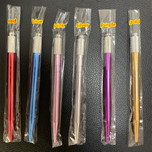 20pcs Microblading Kit Penna Caneta Tebori Perfetto Fili Microblading Classico Manuale Sopracciglio Del Tatuaggio della Pistola
