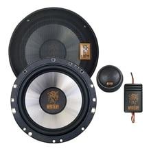 Система акустическая MYSTERY MJ 650 (Мощность 200 Вт, диапазон частот от 55 до 21000 Гц, НЧ динамик, твитер, кроссовер, съемная решетка)