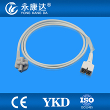 Datex-Ohmeda DB9 for 3710/3740 Pediatric Soft Tip spo2 sensor ,need spo2 extension cable
