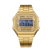 Casio watch man Casual electronic watch A168WG 9W