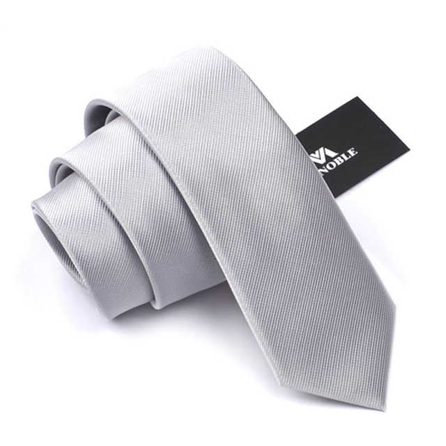 2016 Novos Laços Para Homens Gravata De Seda Do Casamento Do Natal dos homens clássico Gravata Skinny Marca Noivo Laços Gravatas Roxo Claro Fino 6 cm