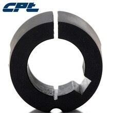 CPT 1008 коническая втулка замка, диаметр отверстия 8-25 мм, два набора винтов в комплекте, черная фосфатная поверхность, чугунный материал GG20