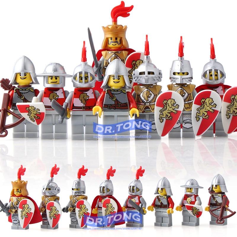 NEW Lego Kingdoms Minifig BALL SCEPTER STAFF Castle Knight Dark Gray Wand Weapon